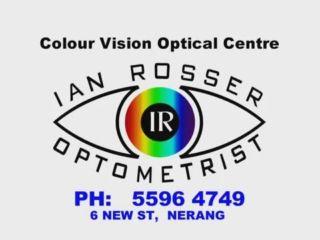 Colour Vision TV Billboard