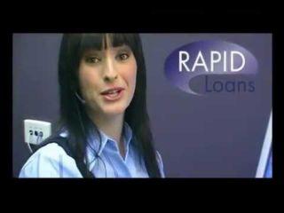 Rapid Loans 30 sec TVC