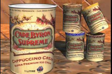 Cape Byron Icecream Animation