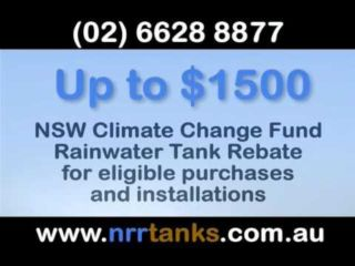 Northern Rivers Rainwater Tanks