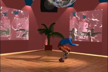 Dancing Man Animation