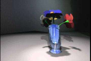 Dancing Flower Animation