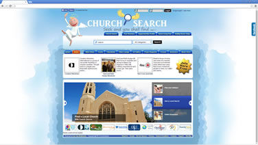 Church Search
