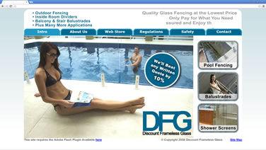 Discount Frameless Glass