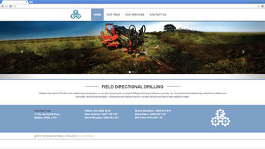Field Directional Drilling