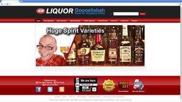 IGA Liquor Specials