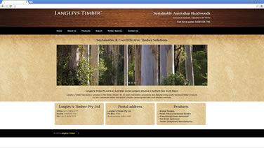 Langleys Timber