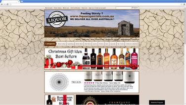 Liquor Specials