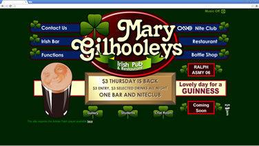 Mary Gilhooleys