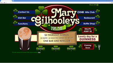 Mary Gilhooleys