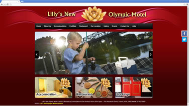 Lillys New Olympic Motel