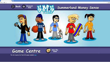 Summerland Teens