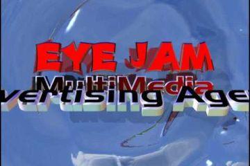 Eye Jam Intro Animation