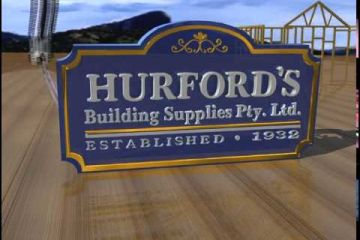 Hurfords Corporate Animation
