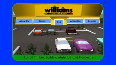 Williams CD Development