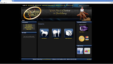 Winners Circle Saddlery